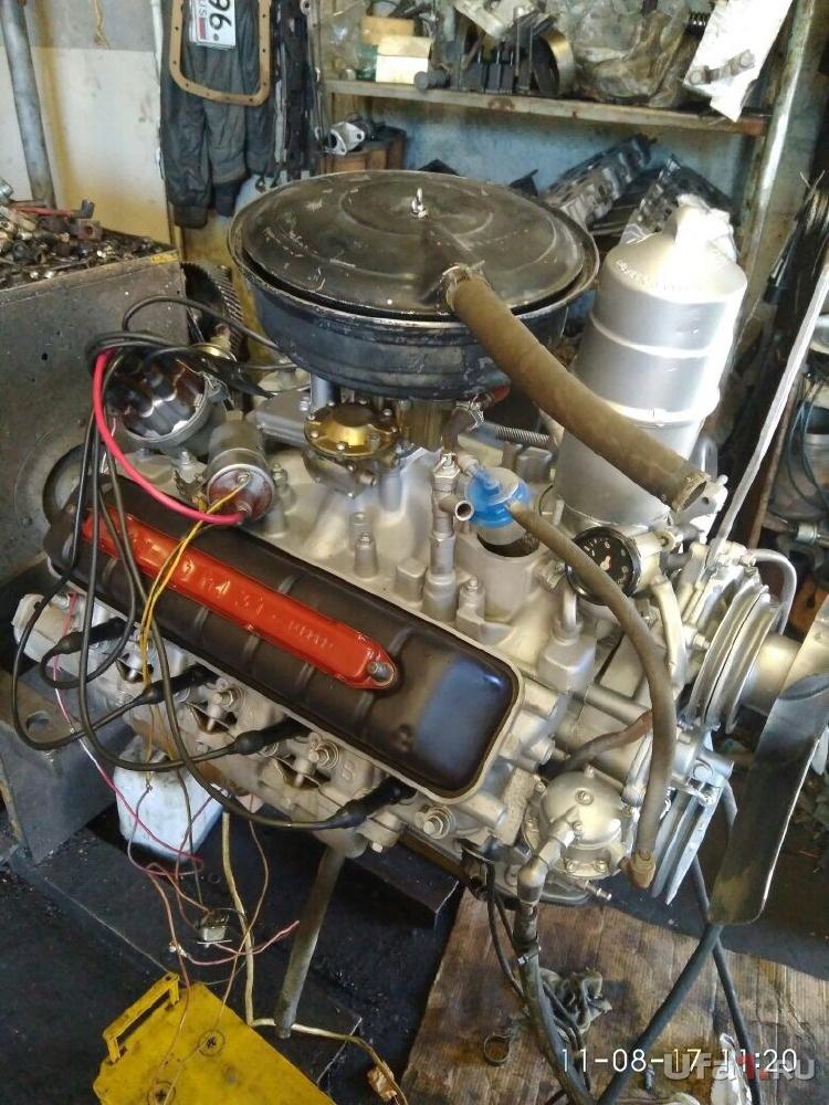 Газ 53 ремонт двигателя