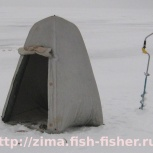 палатка для зимней рыбалки, Уфа