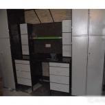 Металлическая мебель в комплекте (верстак, шкафы), Уфа