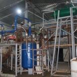 Устанавливаем оборудование рециклинга, (восстановление) отходов, Уфа