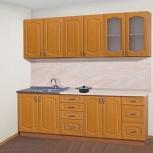 Кухня шарлотта-2 220см ольха, Уфа