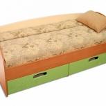 Кровать с ящиками смешарики, Уфа