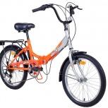 велосипед АИСТ 20 2.0 7-скоростей (Shimano) (Минский велозавод), Уфа