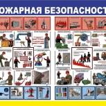 Плакаты по технике безопасности Уфа, Уфа