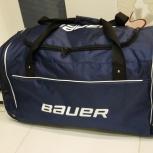 Bauer хоккейный баул на колесах 6 размеров, Уфа