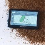 Обмер полей по GPS-навигации – ГеоМетр S5 new, Уфа