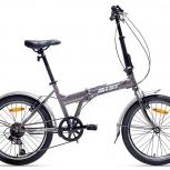 """АИСТ велосипед Compact 1.0  """"Superflex-7"""" (Минский велозавод), Уфа"""