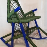 Кресло качалка Лофт, Уфа