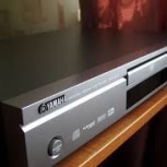 """DVD-плеер """"Yamaha DVD-S530"""" +5 ф.в Подарок/Обмен, Уфа"""