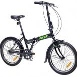 """велосипед АИСТ Compact 2.0  """"Superflex-3"""" (Минский велозавод), Уфа"""