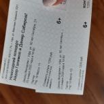 Билет на концерт айдара галимова и данира сабирова, Уфа