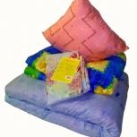 Комплекты матрац+подушка+одеяло (МПО). Постельное белье (бязь), Уфа
