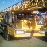 Аренда автокрана xcmg, Уфа