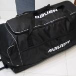 Спортивная сумка, хоккейный баул Bauer. Доставка, Уфа