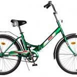 Велосипед АИСТ складной 24-201, Уфа