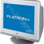 Монитор 17 : LG Flatron ez T710BH, Уфа
