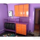 Металлическая мебель (верстак, стеллаж, антресоль), Уфа