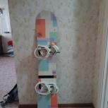 Сноуборд комплект с креплениями K2, Уфа
