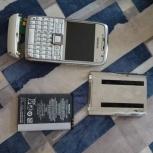 Запчасти на мобильный телефон Nokia, аккумулятор, зарядка, Уфа
