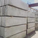 Фундаментные блоки стеновые ФБС, Уфа