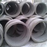 Кольца железобетонные от производителя, Уфа